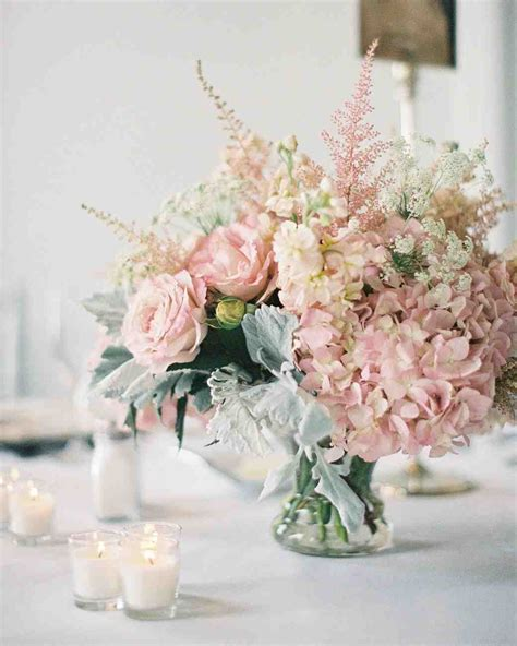 38 Pink Wedding Centerpieces We Love Martha Stewart Weddings