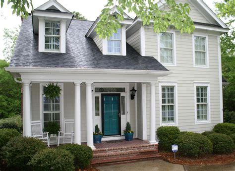 behr essential teal front door spencer interiors