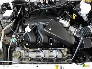 2007 Ford Escape Limited 3 0l Dohc 24v Duratec V6 Engine