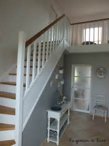 escalier broc et patine le grenier de sara