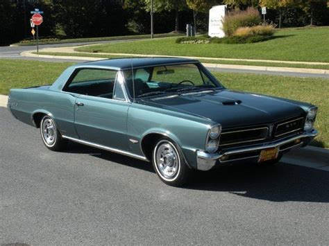 1965 Pontiac Gto For Sale To Purchase