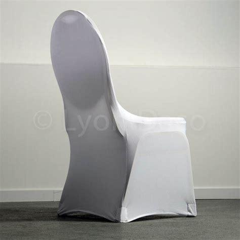housse de chaise blanche location housse de chaise blanche lycra disponible sur