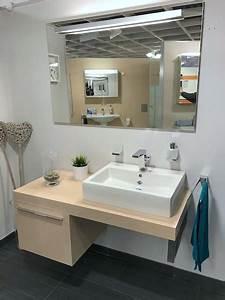Badmöbel Mit Aufsatzbecken : duravit fogo waschtisch badm bel spiegel waschtisch wondergliss eiche 100cm schubladen ~ Frokenaadalensverden.com Haus und Dekorationen