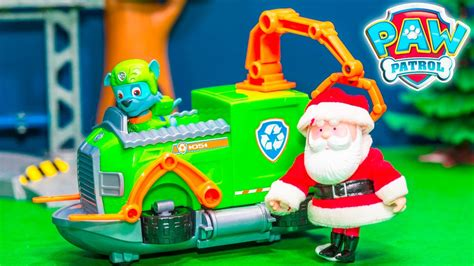 Paw Patrol Rocky Boat by Unboxing The Paw Patrol Rocky Tug Boat With Pj Masks Toys