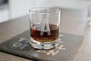 Trinkglas Mit Namen : personalisiertes trinkglas mit design buchstabe und namen ~ Markanthonyermac.com Haus und Dekorationen
