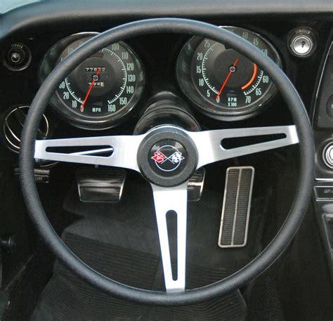 airbag deployment 1960 chevrolet corvette lane departure warning service manual steering wheel removal 1973 chevrolet corvette steering wheel removal