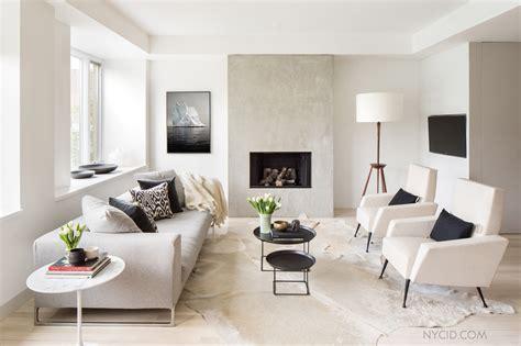 A Modern Duplex in New York City's West Village   Design Milk
