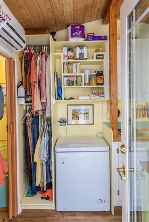 pete s 125 sq ft tiny house on wheels in columbia