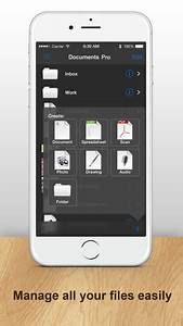 documents pro office editor for iphone ipad on the app With documents app apple watch