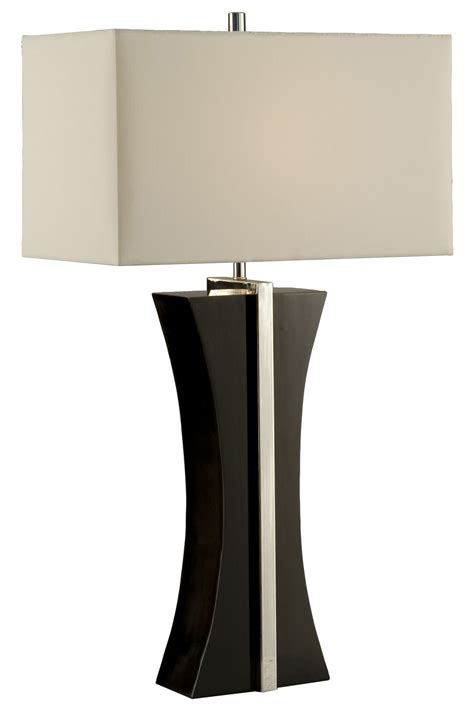 Lamps Table Contemporary by Nova Lighting 1010046 Ridgeway Modern Contemporary Table