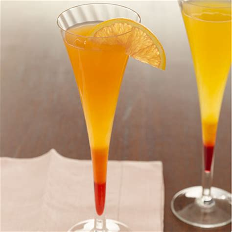 passion fruit mimosas healthcom