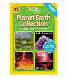 National Geographic Readers: Planet Earth Collection: Buy ...