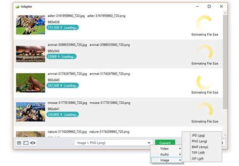 convertidor de imagenes convertidor gratuito de im 225 genes v 237 deo y audio para