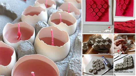 creative recycling egg cartons ideas