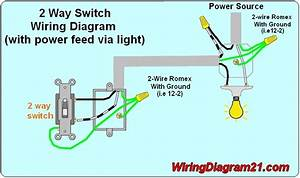 Pilot Light Switch Wiring Diagram