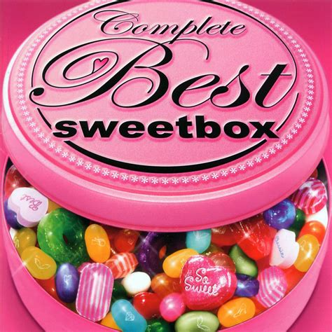 Carátula Frontal De Sweetbox  Complete Best Portada