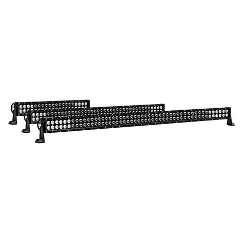 kc led light bar kc hilites 174 c series dual row combo beam led light bar