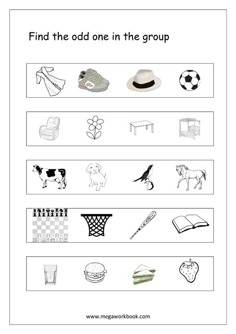 free general aptitude worksheets one out