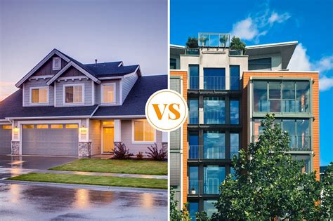 Owning A Condo Vs. A House: Which Is Better For You?