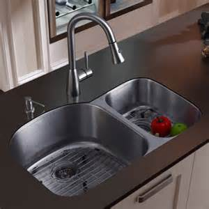 undermount kitchen sink with faucet holes quality stainless steel undermount sinks