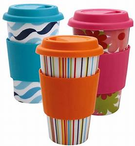 Coffee To Go Becher Porzellan : eco cup porzellan blau coffee to go becher f r unterwegs ~ Watch28wear.com Haus und Dekorationen