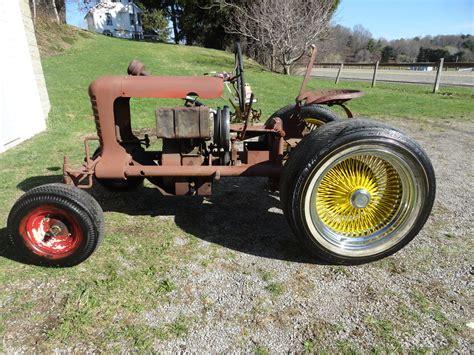Garden Tractor by Copar Panzer Garden Tractor Collectors Weekly
