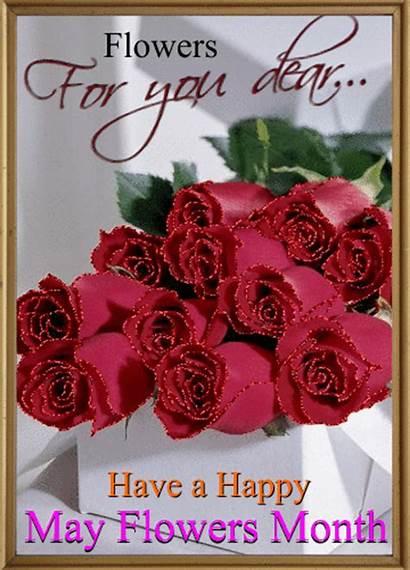 Month Flowers Roses Flower Rose Ecard Send