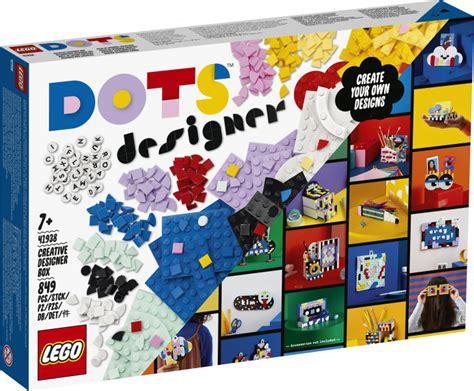 41938 LEGO® DOTS Radošā dizainera kārba, no 7+ gadiem NEW 2021! 41938 | LEGO® Dots | LEGO ...