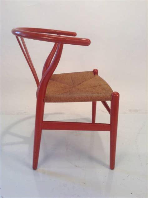 early original hans wegner wishbone y chair carl hansen