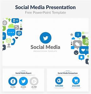 50 best free cool powerpoint templates of 2018 updated With social media powerpoint template free download