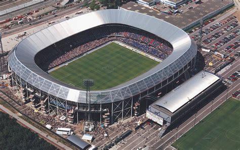 bureau concept stadion feyenoord broekbakema