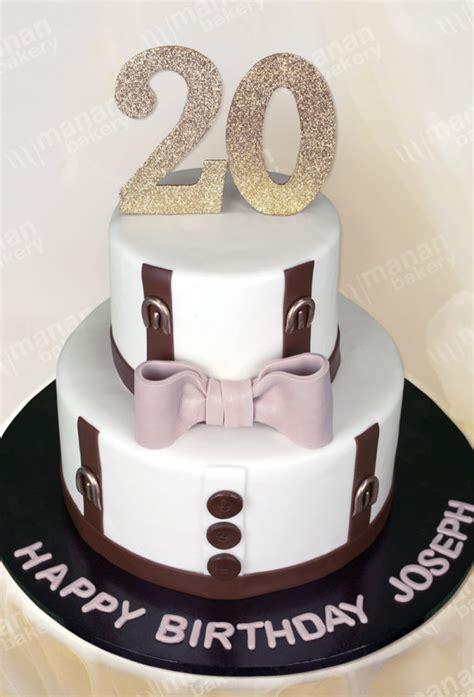 birthday cake classic man