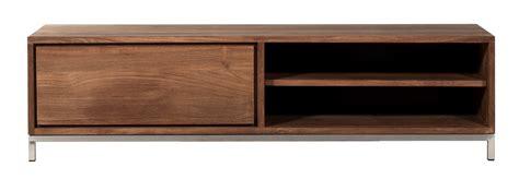 meuble tv teck essential d ethnicraft 1 tiroir