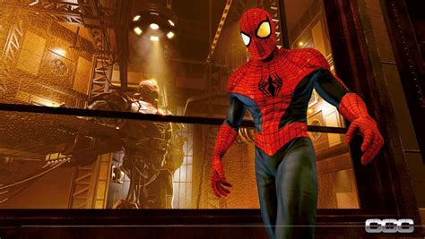 spider man edge  time preview  playstation  ps