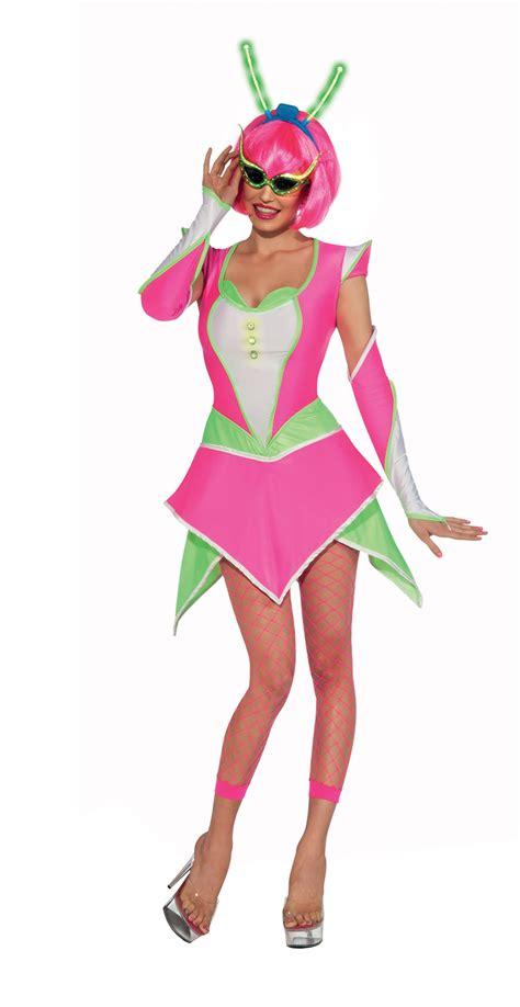 kostüme damen neonfarbenes kost 195 188 m f 195 188 r damen kost 195 188 me f 195 188 r erwachsene und g 252 nstige