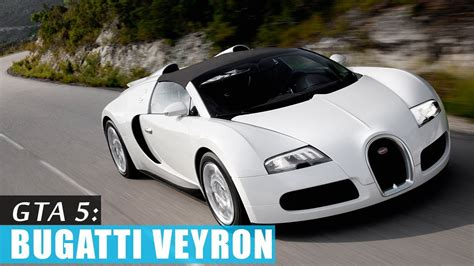 Bugatti Veyron Gameplay (truffade Adder)