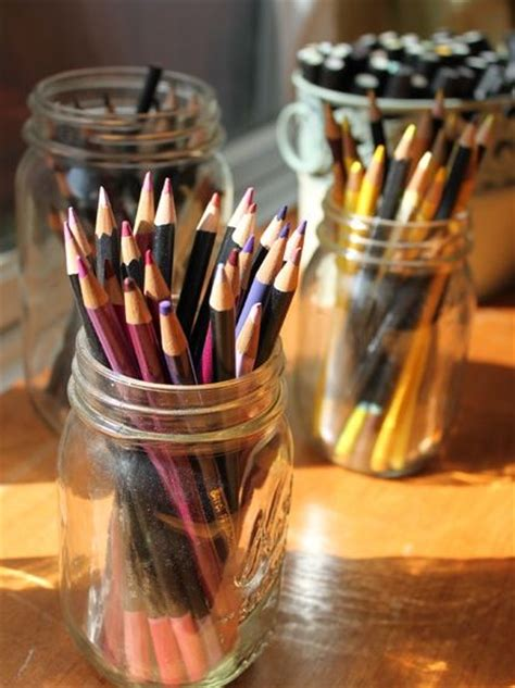 creative diy pencil holder ideas