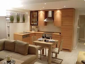 Offene Wohnküche Mit Wohnzimmer : offene wohnkche mit wohnzimmer ~ Watch28wear.com Haus und Dekorationen