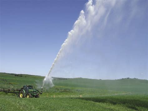 Water Cannon Irrigation Systems