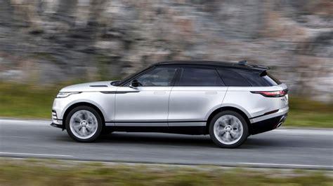 Land Rover Range Rover Velar 2019 by 2019 Range Rover Velar Svr Side Photo Autoweik