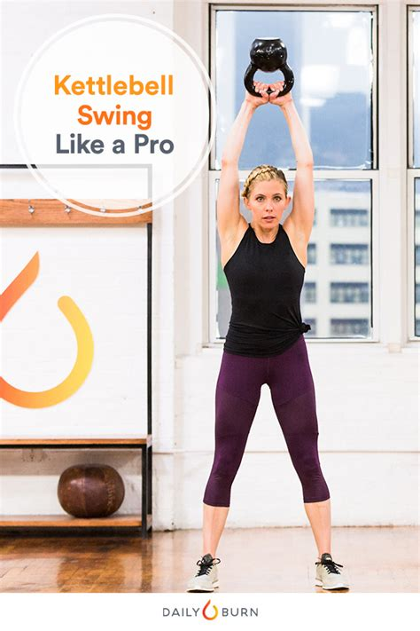 Kettlebell Swing For Weight Loss by A Beginner S Guide To The Kettlebell Swing
