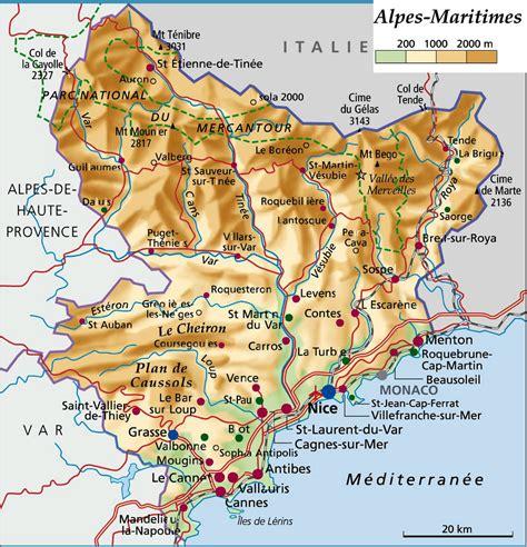 cours de cuisine alpes maritimes alpes maritimes carte voyages cartes