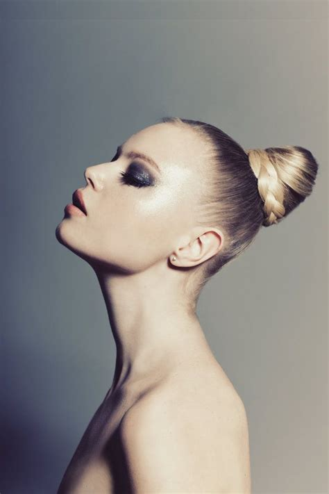 adroable bun hairstyles pretty designs