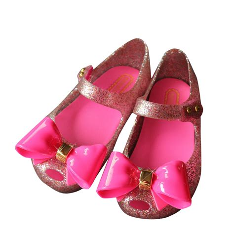 cm crystal mini melissa shoes   childrens