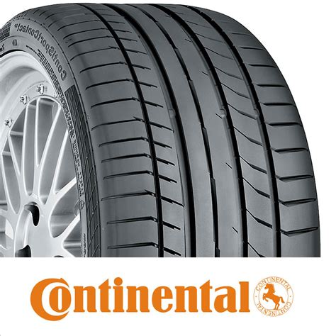 continental sportcontact 5 continental contisportcontact 5 ssr hwy 225 45r17