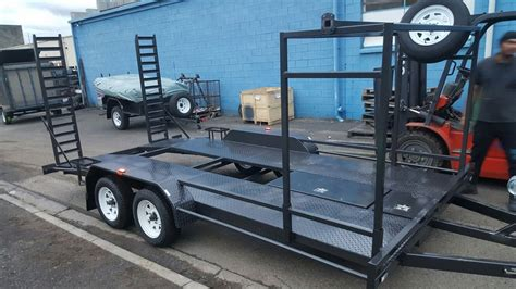 Car Carrier Trailers For Sale Melbourne Vic