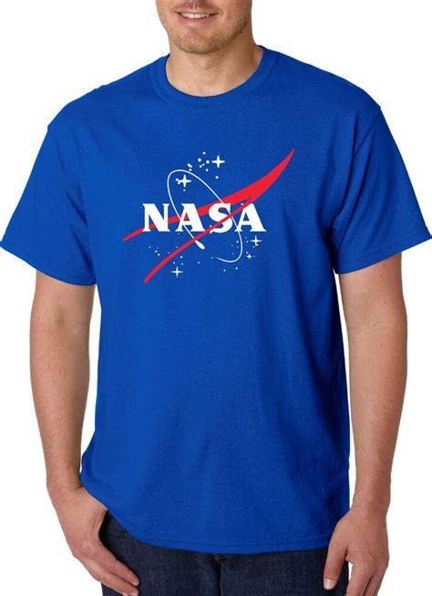 nasa logo t shirts ebay