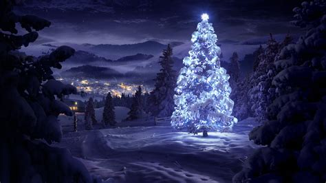 christmas snow pictures wallpapers