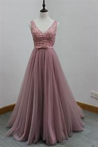 popular dusty rose dress buy cheap dusty rose dress lots With rose pink wedding dress
