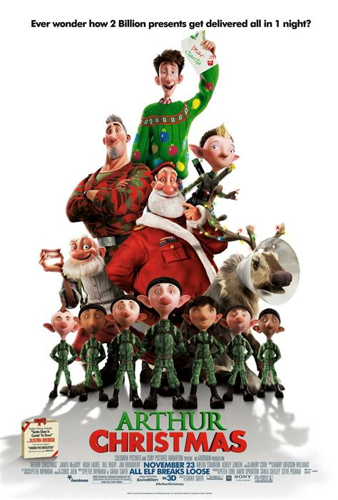 Arthur Christmas Greatest Movies Wiki